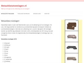 Betaaldatatoeslagen.nl