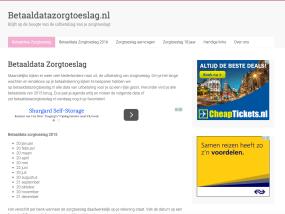 Betaaldatazorgtoeslag.nl
