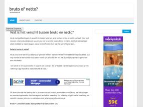 Brutoofnetto.nl