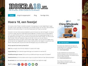 Hoera18.nl