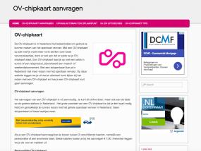 aanvragenovchipkaart.nl