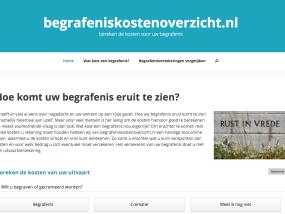 begrafeniskostenoverzicht.nl