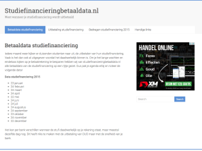studiefinancieringbetaaldata.nl